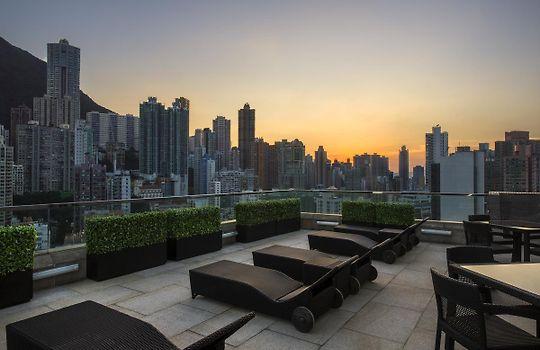 HOTEL 99 BONHAM, HONG KONG ****